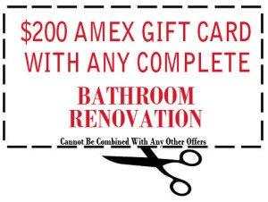 bathroom renovation coupon 10956
