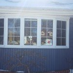 lite bow window new siding